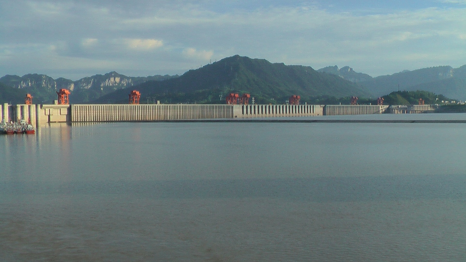 3 Gorges Dam Facts File