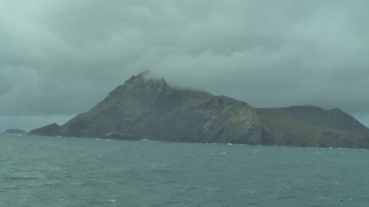 Picture by D. Dears of Cape Horn, Horn Island, Chile