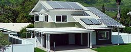Rooftop PV Solar Installation