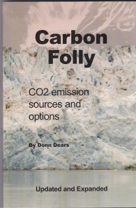 Book cover of Carbon Folly