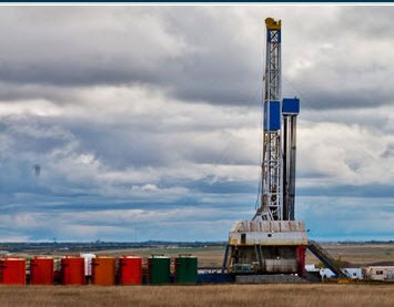 Drill Rig. Photo from EIA