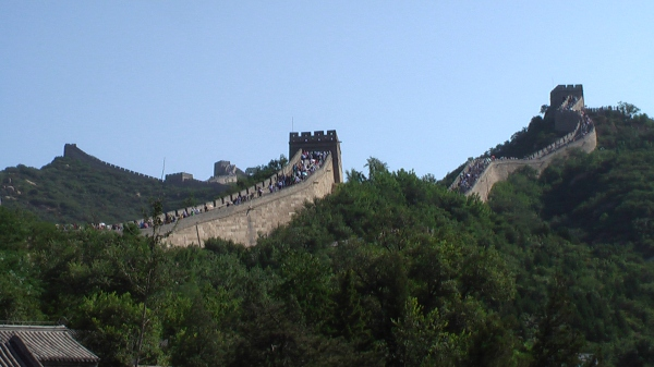 Great Wall of China. Photo by D. Dears