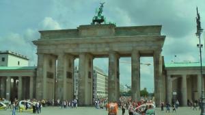 Brandenburg Gate, Berlin. Photo by D. Dears