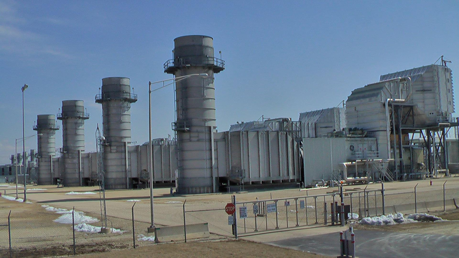 Natural Gas Combined Cycle Power Plant Cost