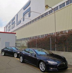 Tesla Plant. Photo by Jurvetson