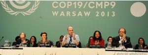 COP 19 Warsaw
