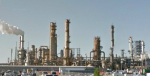 Typical U. S. Oil Refinery