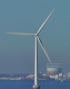 Wind Turbine. Photo by D. Dears