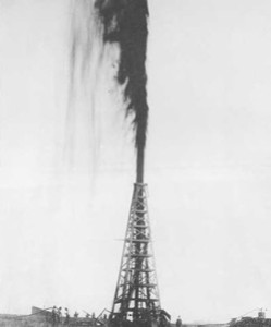 Spindletop January 10, 1901
