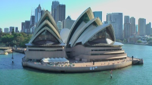 Sydney Opera House, Photo by D. Dears