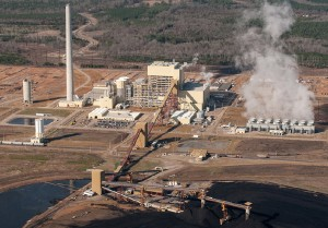 John W. Turk, only U.S. ultra-supercritical power plant. Photo courtesy of SWEPCO.