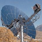 Parabolic Trough, Concentrating Solar Power Technology