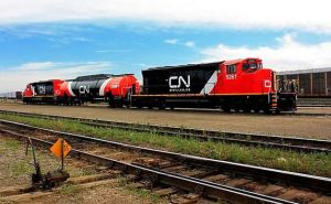 Picture from Canadian National Railway Company