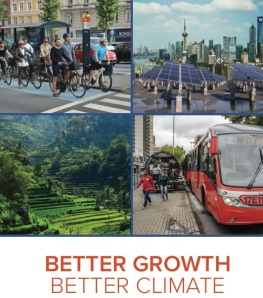 Cover of Report by Global Commission on the Economy and Climate 2014