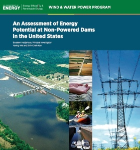 DOE Report on Non-Powered Dams