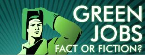 Cover of Green Jobs Report by Institute for Energy Research