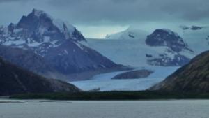 Melting Chilean Glacier. Photo by D. Dears