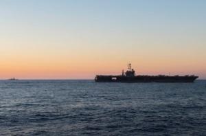 USS Stennis CVN 74, photo by US Navy