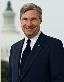 Official Photo of Senator Whitehouse (D) of Rhode Island