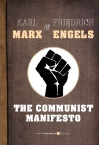Book cover for Communist Manifesto