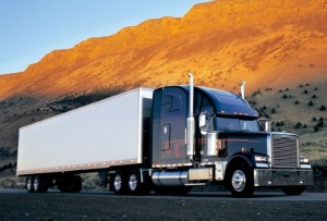 Freightliner Truck, Courtesy of Freightliner Corporation