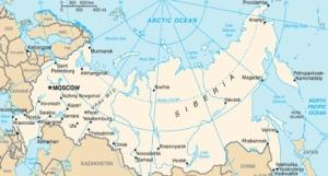 Russia Arctic Circle