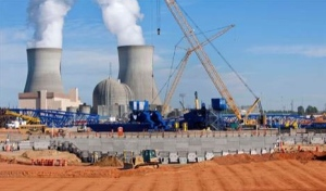 Vogtle nuclear power plant. Photo courtesy of Southern Company Inc.